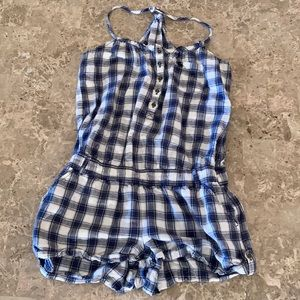 Abercrombie & Fitch New York Romper